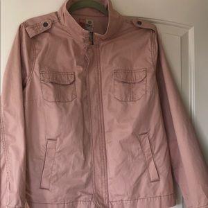 ruff hewn XL Jacket Dusty Rose Color  Coat Nwot